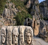Ancient City of Myra ANTALYA