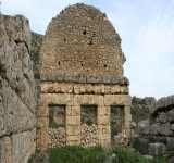 Sillyon Ancient City Serik ANTALYA